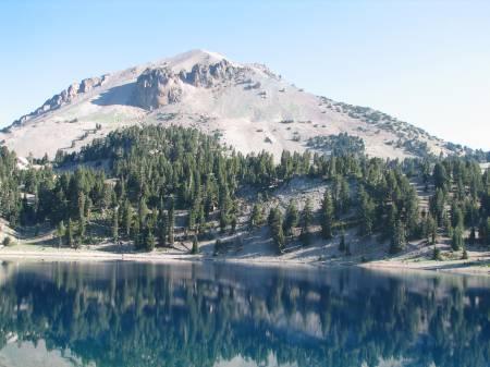 Lassen from Helen Lake