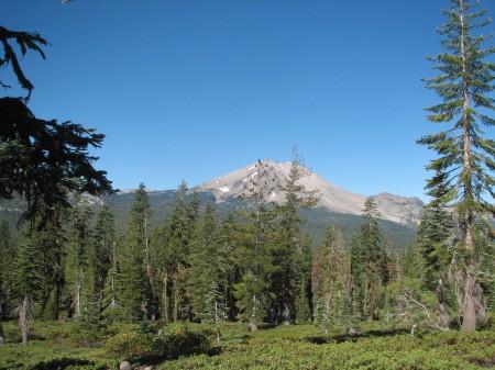 From Summit Lake Loop