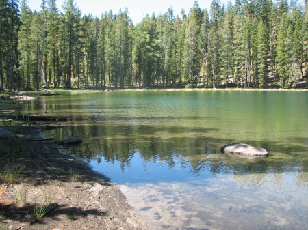 Summit Lakes area