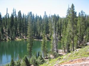 Pothole Lake