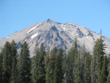 North of Summit Lakes region