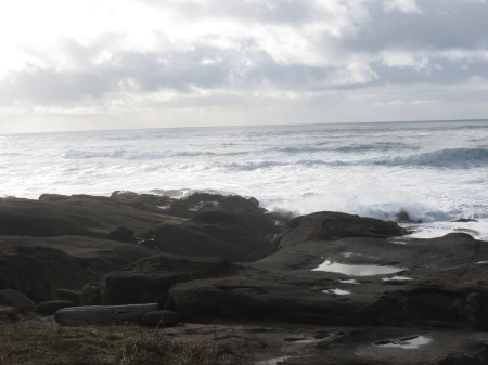 Near where the boys drowned, 2011.