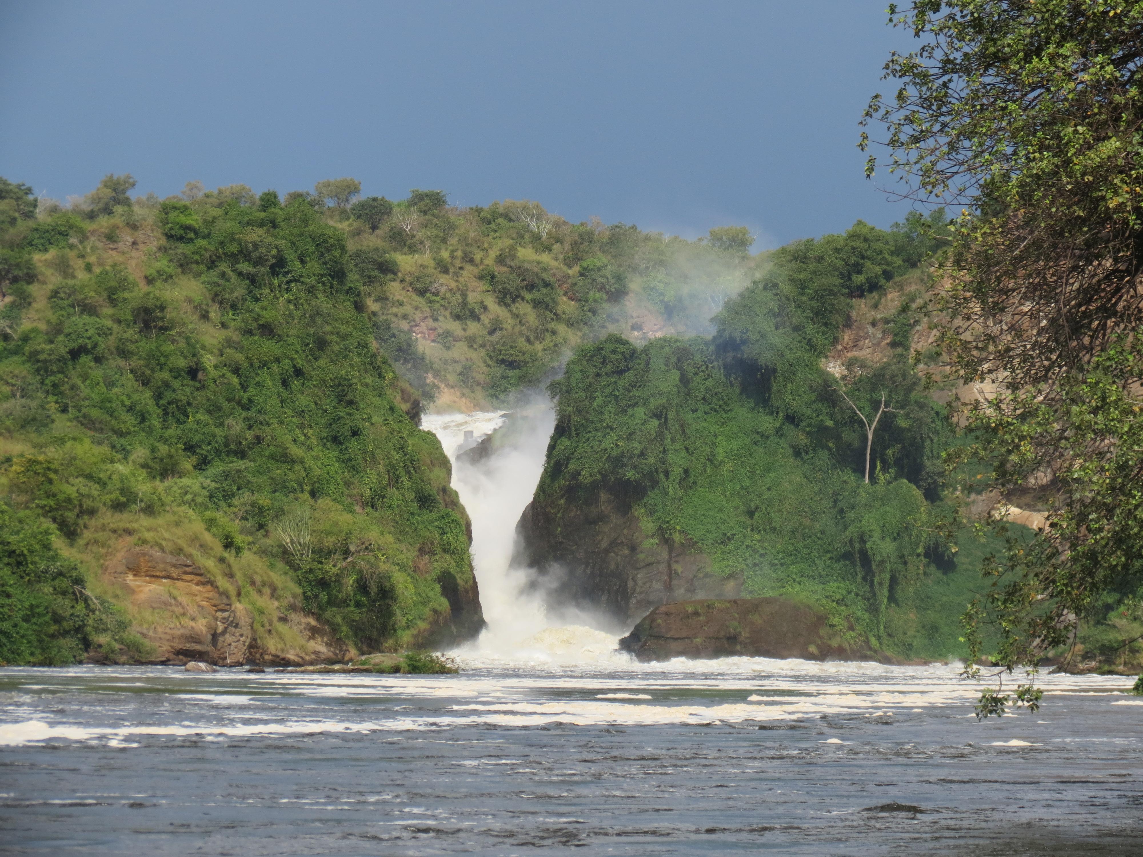 Albert Falls, Nile River